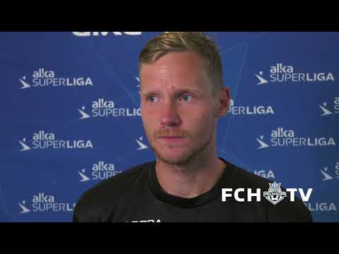 Mikkel Bruhn om kampen mod FC Nordsjælland