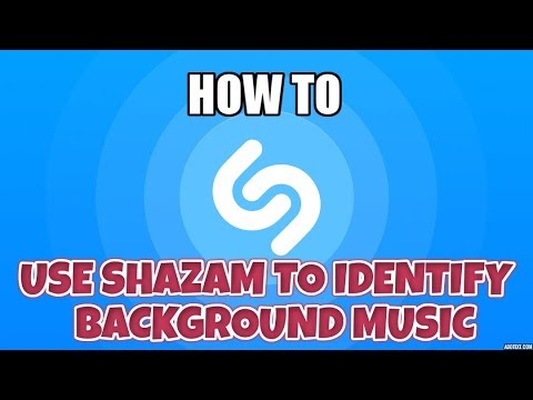 [HOW -TO] Use Shazam to identify  background music in videos
