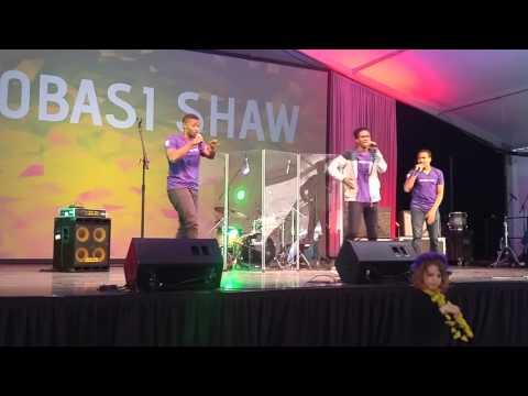 Obasi Shaw - Harvard Arts First - Talk To Me