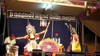 Yakshagana - saligrama mela - Bheeshma parva -5 - Hebri Ganesh