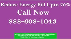 Best Solar Power (Energy Panels) Installation Company in North Lakeville Massachusetts MA