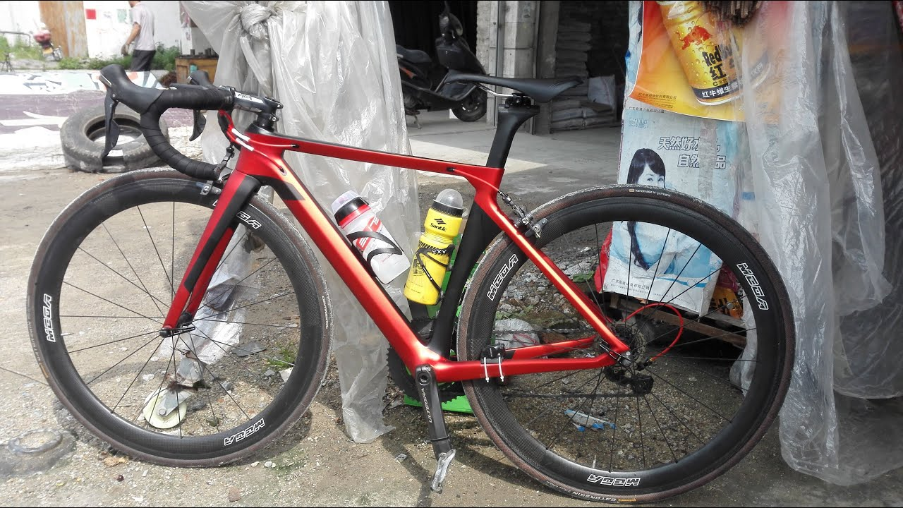 Tantan company carbon frame . customized paint chinese carbon frame ...