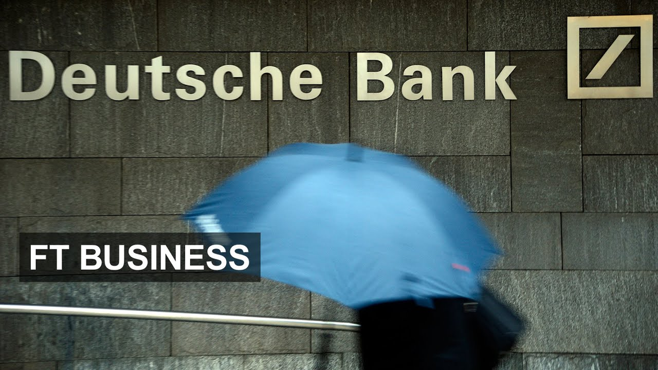 More gloom for Deutsche Bank? | FT Business