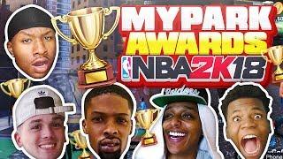 NBA 2K18 MYPARK AWARDS!