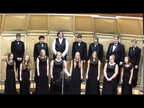 ICHS Chamber Singers   A Clare Benediction
