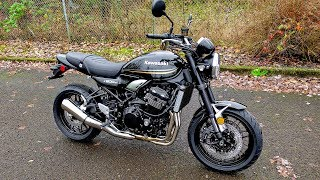 Kawasaki Z900RS Ride!! • This is One Cool Bike..! | TheSmoaks Vlog_789