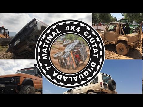 Extreme Off Road: Matinal 4x4 de Igualada 2017
