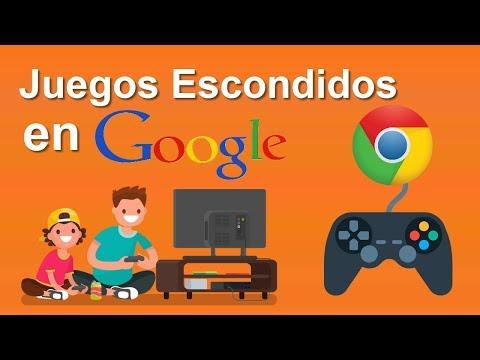 Juegos ESCONDIDOS En Google 2019│Trucos De Google Chrome 2019│Secretos De Google