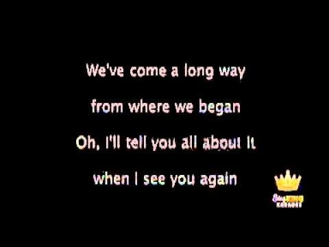 See You Again Instrumental With Hook