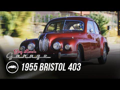 Enjoy Pastoral Smells In The 1955 Bristol 403 - Jay Leno's Garage