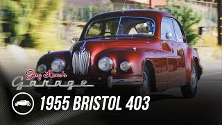 Enjoy Pastoral Smells In The 1955 Bristol 403 - Jay Leno's Garage