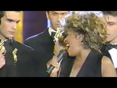 """TINA TURNER """"Goldeneye"""" SPAIN 1996 & clips/ Interview & """"It´s Gonna Work Out Fine"""""""