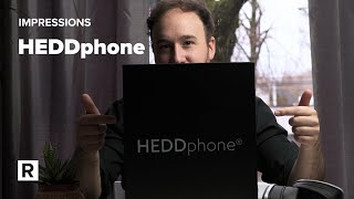 HEDDphone First Impressions - A new headphone driver type!
