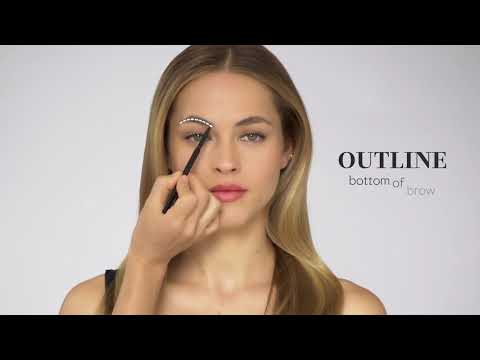 6e412c5adff Mary Kay Brows That Wow How-To: Work Day - YouTube