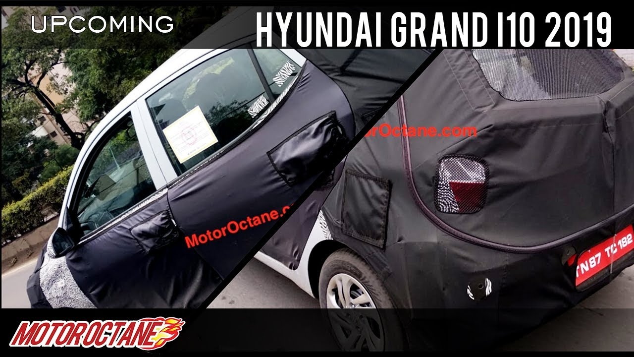 Hyundai Grand I10 2019 Launch Details In India Hindi Motoroctane