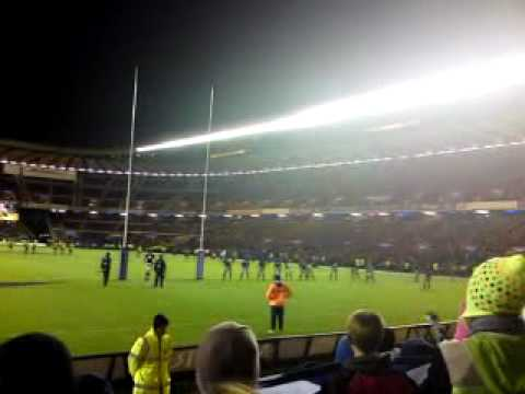 Scotland vs Australia 21/11/09 - Last Conversion
