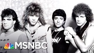 ICYMI: Chuck Rocks To News From The Music World   MTP Daily   MSNBC