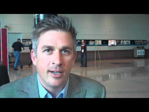 Eric Burns, former president of Media Matters for America, testifies