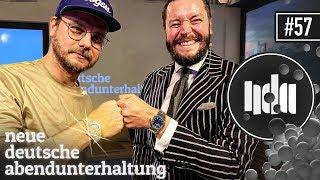 Von Counter-Strike zur Rolex, Marc Gebauer vom Cologne Watch Center, Thees Uhlmann | NDA #57