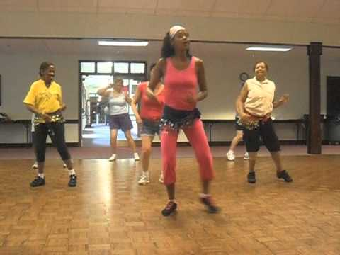 National Dance Day 2012 Zumba – Poole Center Seniors