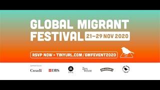Global Migrant Festival 2020 Trailer