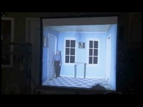 Ames Room Illusion - Temple Grandin