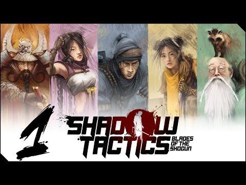 SHADOW TACTICS | Capítulo 1 | JUEGAZO!!! Recuerdas Commandos? :D