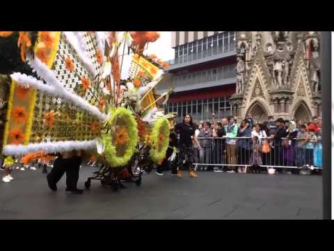 Leicester Caribbean Carnival - 1st August 2015