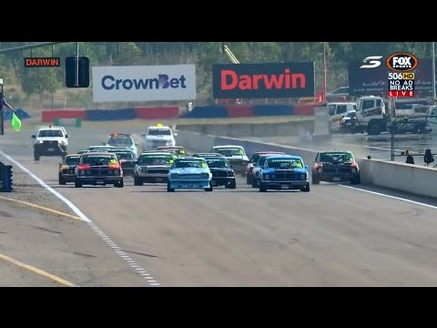 2016 Touring Car Masters - Hidden Valley - Race 3