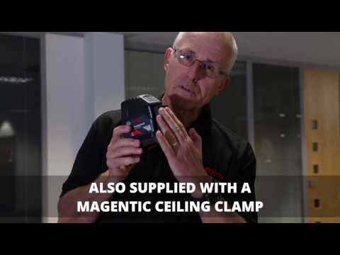 Bosch GCL 2-15 G - Demo of the Green Combi-Laser
