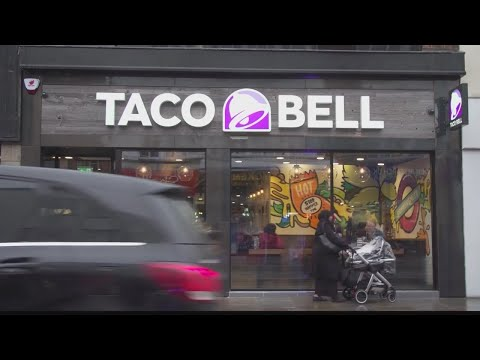 Kristina - Taco Bell is Having 'Hiring Parties'