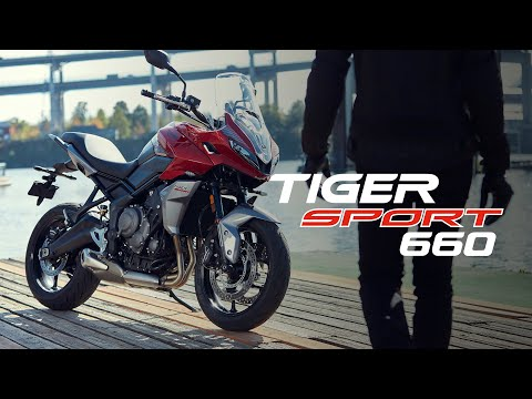 New Tiger Sport 660