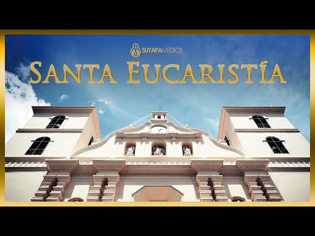 Santa Eucaristía 16 de Abril 2021 desde la Catedral Metropolitana San Miguel Arcángel