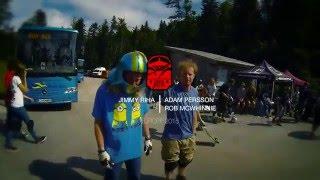KNK Free Ride Raw Run 2015 -Rad Train