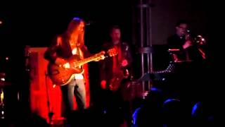 Wood Brothers ~ Ophelia live Nashville 3/8/14 with Gabe Dixon (TheDailyVinyl LIVE)