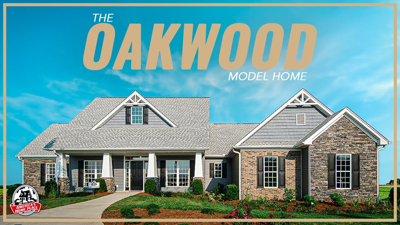 America 39 S Home Place The Oakwood Model Tour Youtube