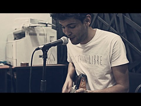 JIMI HENDRIX - THE WIND CRIES MARY ( COVER ) by KHALIL BENFLIS