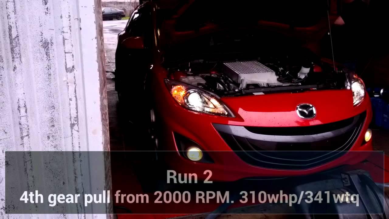 Dyno Runs Hybridworks Vallejo 04 10 12