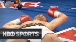 Fernando Montiel vs. Nonito Donaire: HBO Boxing - Highlights (HBO Boxing)