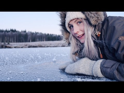 A Magical Sound Made By The Earth - Singing Ice