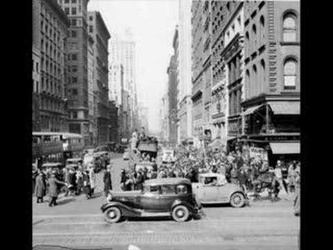 Swinging 30s: Freddie Rich's Orch. - Goin' To Town, CBS 1931