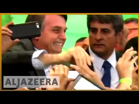 🇧🇷Brazil presidential candidate Bolsonaro in serious condition after stabbing | Al Jazeera English
