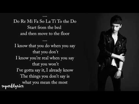 Conor Maynard - This Is What You Came For (Lyrics)
