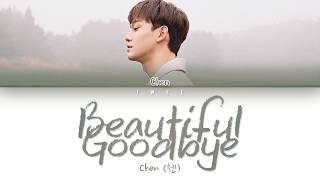 Download CHEN (첸) – Beautiful Goodbye (사월이 지나면 우리 헤어져요) (Han|Rom|Eng) Color Coded Lyrics/한국어 가사 Mp3