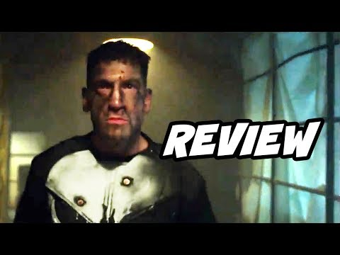 Marvel The Punisher Season 1 Review NO SPOILERS and Daredevil Season 3 Theory