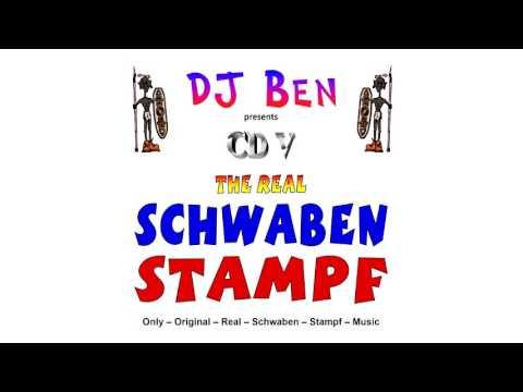 DJ Ben - The Real Schwaben Stampf - mixed in 2001