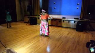 """Mesi Bon Dye"" @ Radio Gamma Party (St. Mark Haiti Reunion) NJ Aug 3, 2013"