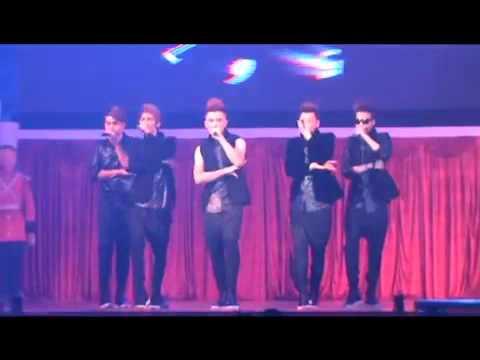 365 Band - LK Eenie Meenie - Baby (Concert 16_12)