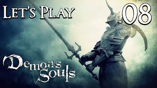 Demon's Souls - Let's Play Part 8: Armored Spider