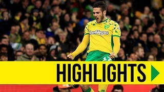 HIGHLIGHTS: Norwich City 3-2 Hull City